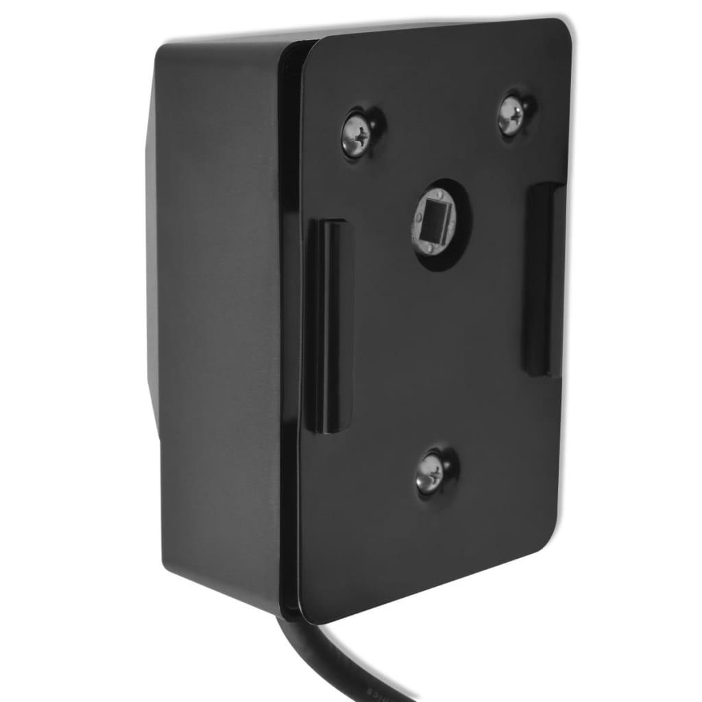 vidaXL Motor pro grilovací rožeň 4 W černý