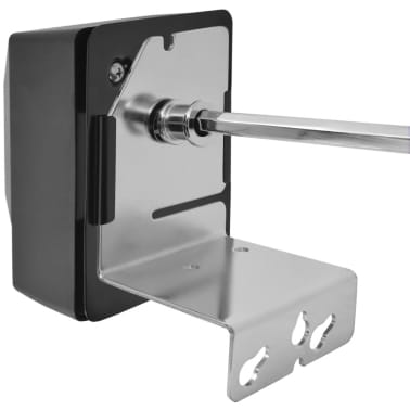 vidaXL elektrinis griliaus iešmas su plieniniu motoru, 1200 mm[4/8]