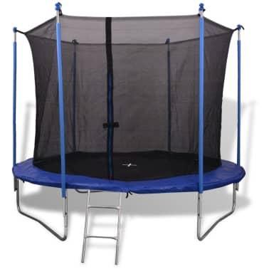 vidaXL Ensemble de trampoline cinq pièces 3,05 m[1/6]