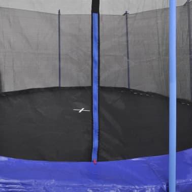 vidaXL Ensemble de trampoline cinq pièces 3,96 m[4/6]