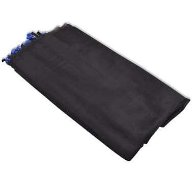 vidaXL Apsauginis tinklelis apvaliems batutams, juodas, 3,05 m[3/5]