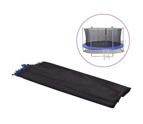 Filet de sécurité pour trampoline rond de 4,57 m