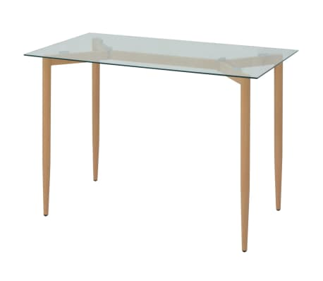 vidaXL Dining Table 120x70x75 cm