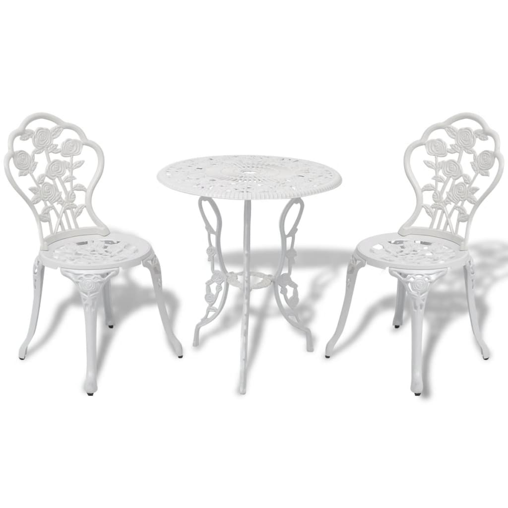 vida-xl-three-piece-bistro-set-white-cast-aluminium