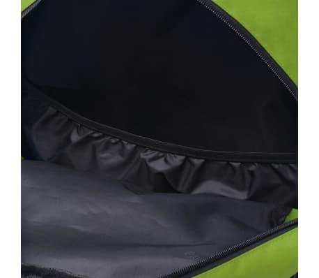 4829ac22a6d Nakupte vidaXL Outdoorový batoh 40 l černý a zelený online