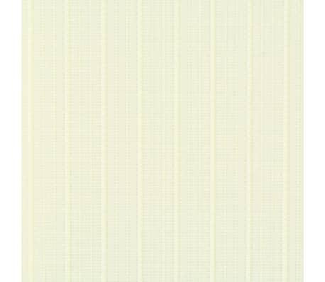 vidaXL Jaluzele verticale din material textil, 150 x 250 cm, crem[3/9]