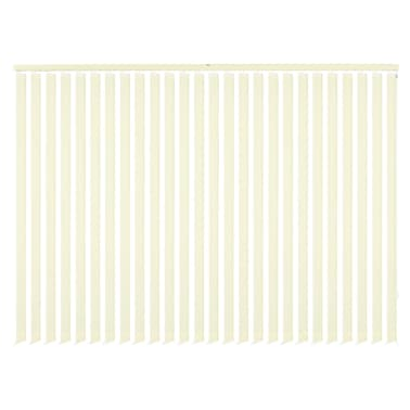 vidaXL Jaluzele verticale din material textil, 150 x 250 cm, crem[2/9]
