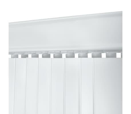 Helt nye Shop vidaXL Vertikale persienner hvit PVC 180x250 cm | vidaXL.no IR-91