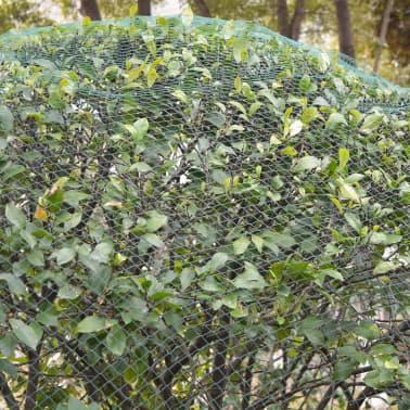 vidaXL tinklas nuo paukščių, 4x10 m, 5 vnt., PP[4/4]