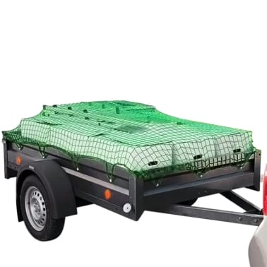vidaXL tinklas priekabai, 2,5 x 4 m PP[4/4]