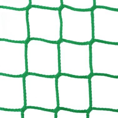 vidaXL kvadratinis tinklas šienui, 0,9x3 m, PP[2/3]