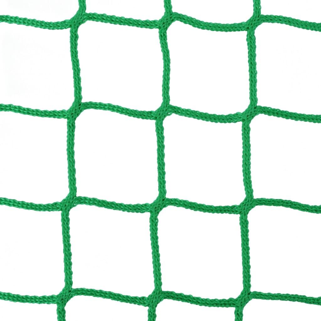 vidaXL Mreže za sijeno 2 kom okrugle 0,75x0,5 m PP