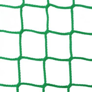 vidaXL Redes para feno arredondadas PP 2 pcs 0,75x0,75 m[3/3]