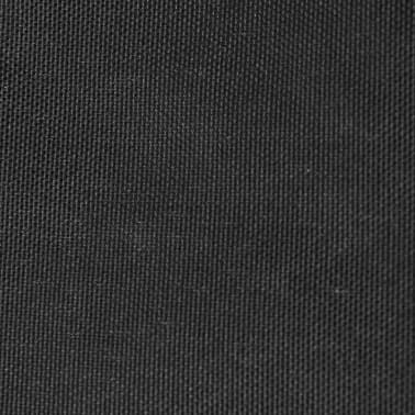 vidaXL Toldo de vela cuadrado tela Oxford 3,6x3,6 m gris antracita[2/4]