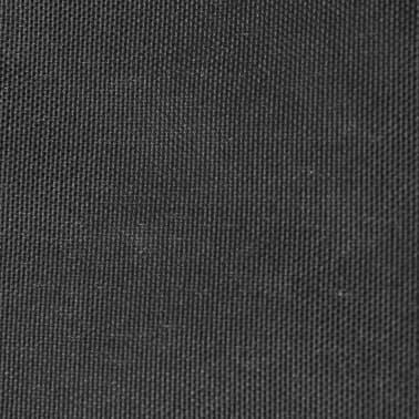 vidaXL Balkonsko Platno Oksford Tekstil 75x400 cm Antracitno[2/4]