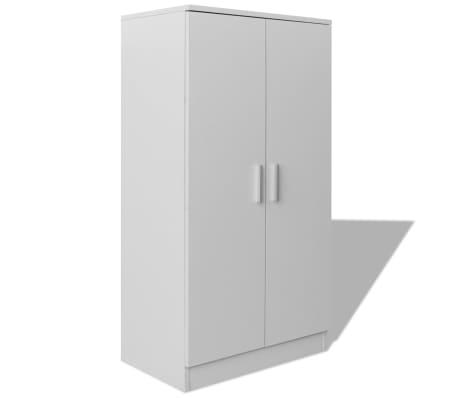 Vidaxl scarpiera portascarpe salvaspazio 55x35x108 cm bianca rovere ebay - Portascarpe salvaspazio ...