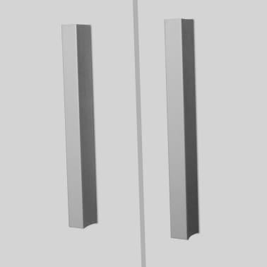 vidaXL Mueble zapatero blanco con 7 estantes[6/7]