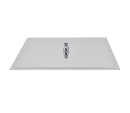 vidaXL Nerūdijančio plieno dušo galvutė, Rain, 50 x 50 cm, Kvadratinė[3/6]
