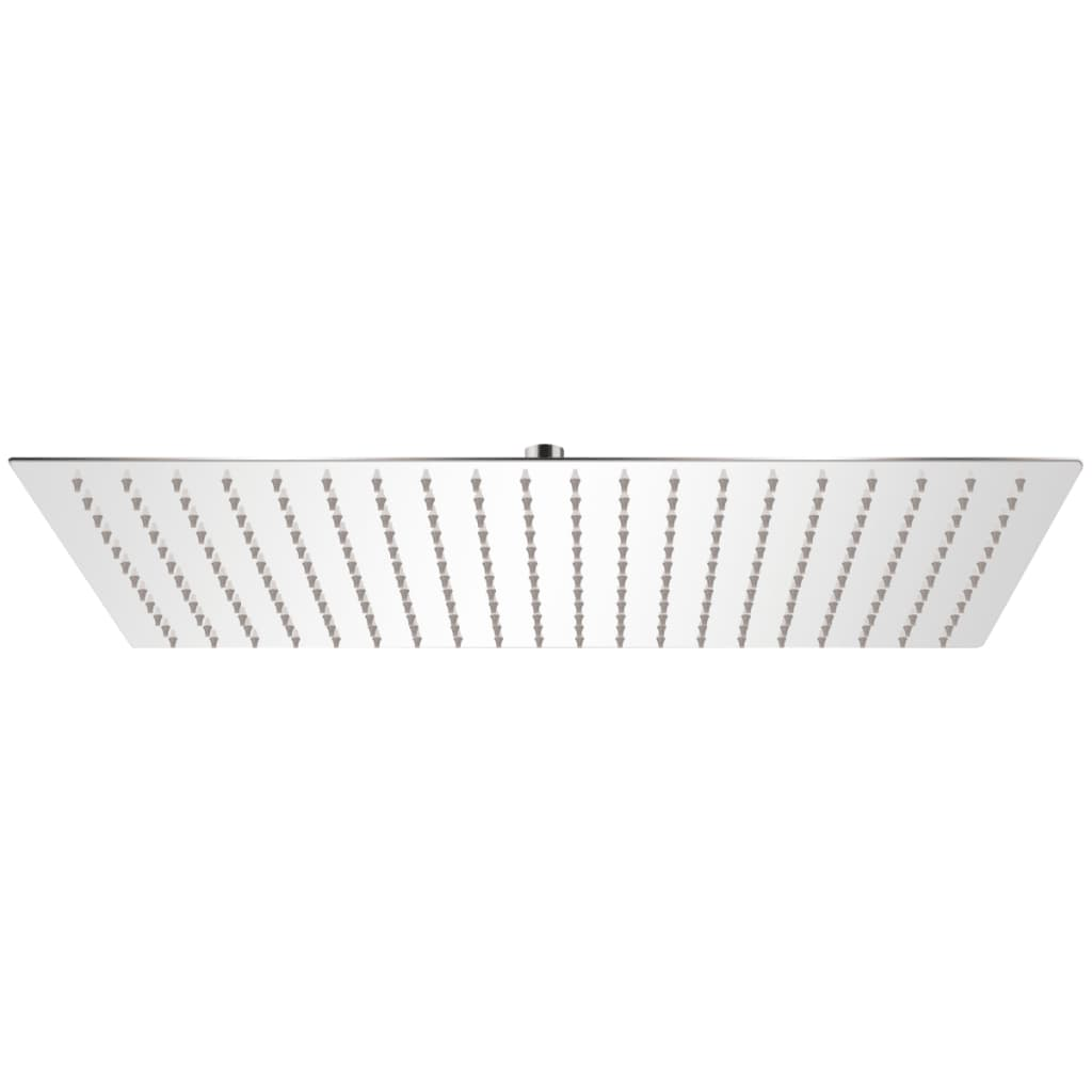 vidaXL Rain Shower Head Stainless Steel 30x50 cm Rectangular