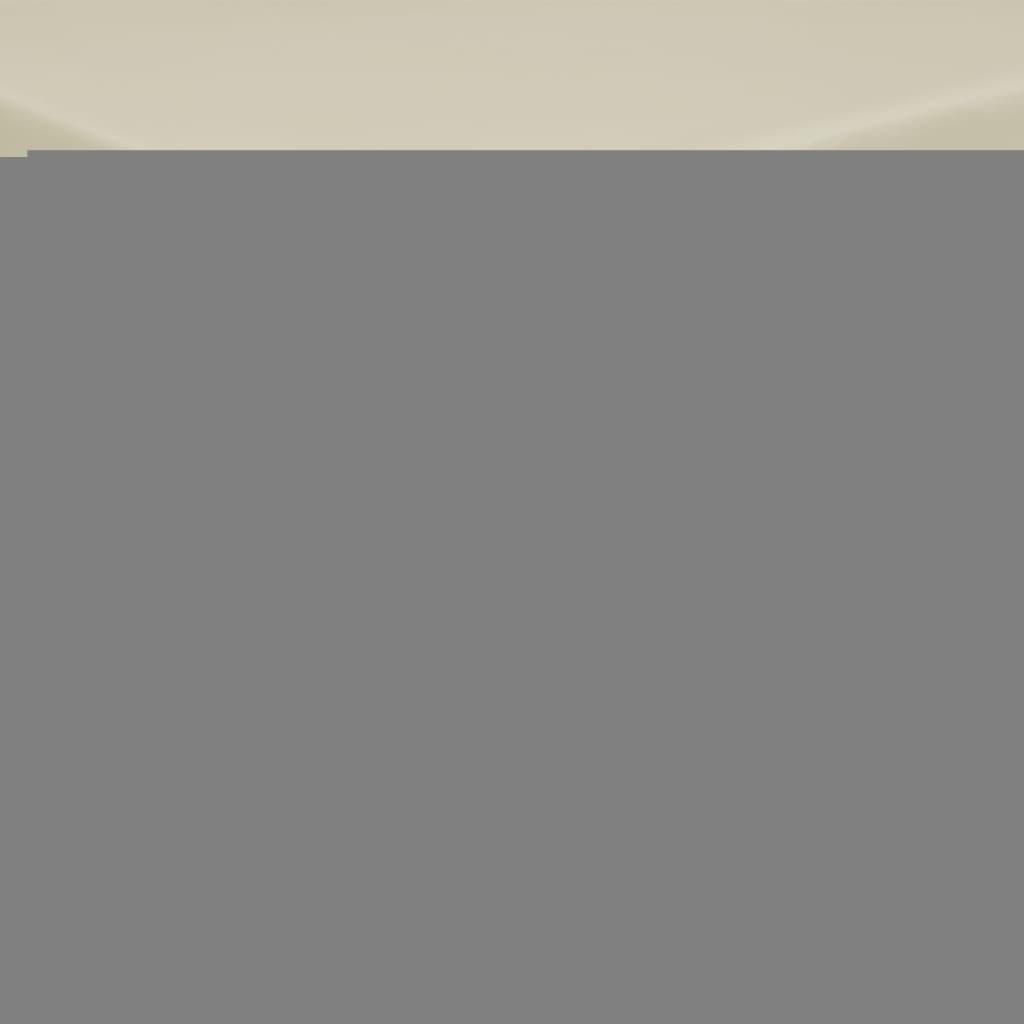 99131451 Tischdecken 5 Stk Creme 250x130 cm