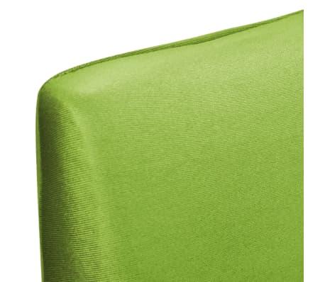 346a65adba68 vidaXL Rovný naťahovací návlek na stoličku