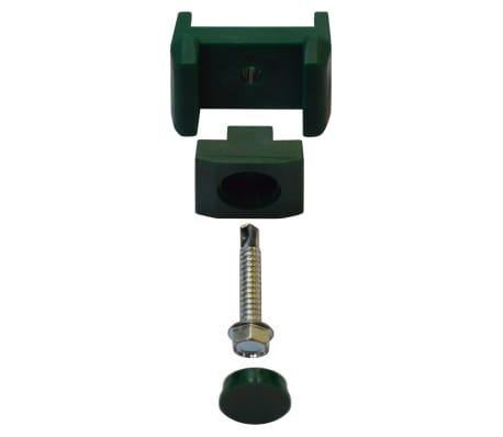 vidaXL Panneaux et poteaux de clôture 2D pour jardin 2008x1830 mm 14 m[5/9]