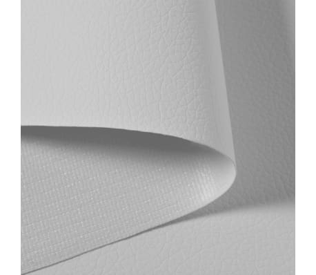 vidaxl kunstleder meterware 1 4x9 m wei g nstig kaufen. Black Bedroom Furniture Sets. Home Design Ideas