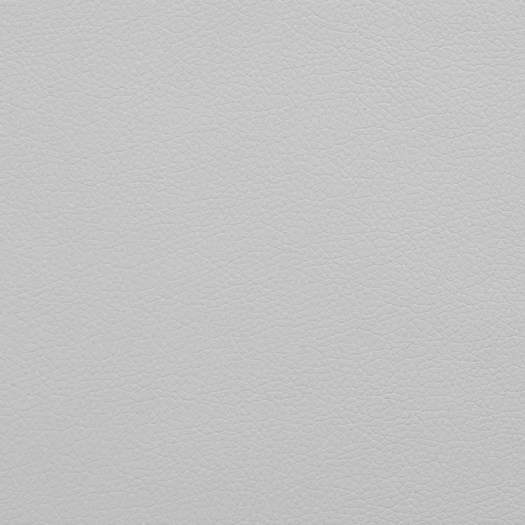 vidaXL Umělá kůže / koženka, metráž 1,4x18 m bílá