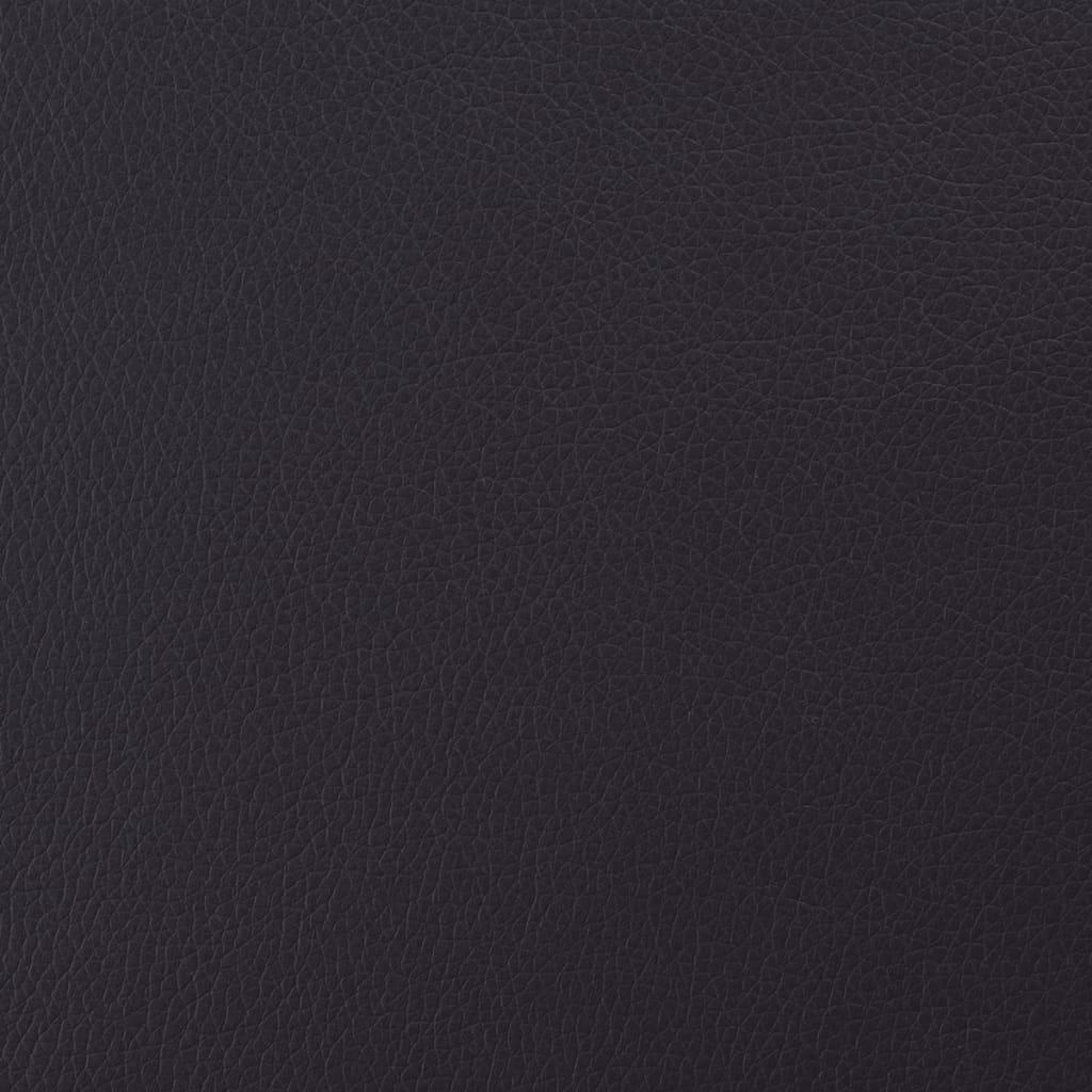 vidaXL Material din piele artificială, 1,4 x 18 m, maro imagine vidaxl.ro