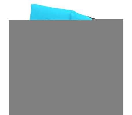 vidaxl gartensofa garnitur poly rattan t rkis g nstig kaufen. Black Bedroom Furniture Sets. Home Design Ideas