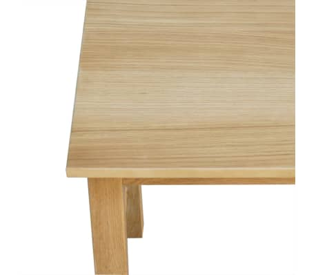 vidaXL Sudedami staliukai, 3 vnt., ąžuolo medienos masyvas[4/5]