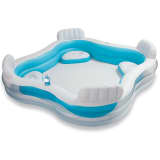 Intex Inflatable Swim Center Family Lounge Pool 56475NP