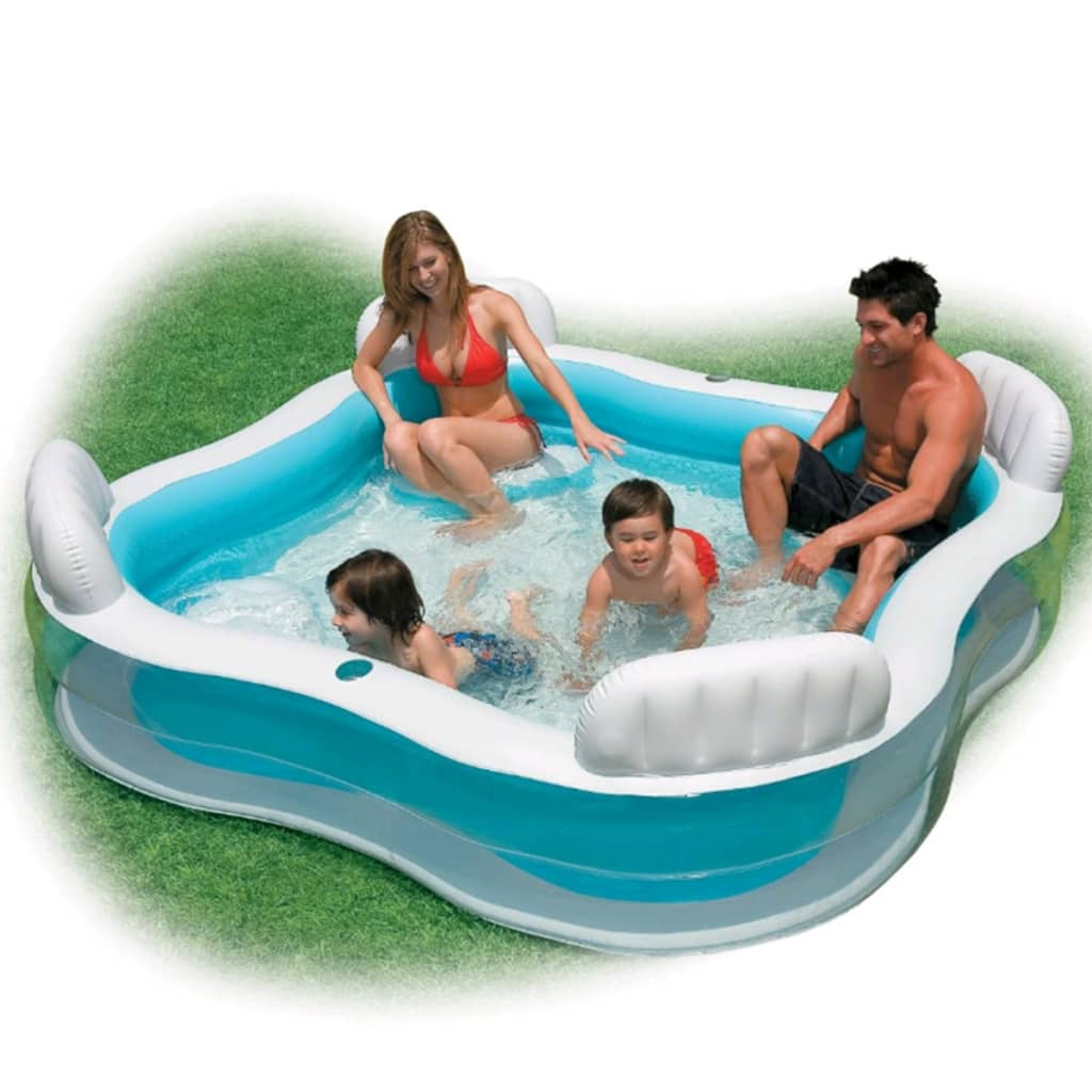 Intex Swim Center Family Loungezwembad opblaasbaar 56475NP