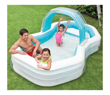 Acheter intex 57198np piscine gonflable 310x188x130 cm pas for Piscine intex solde