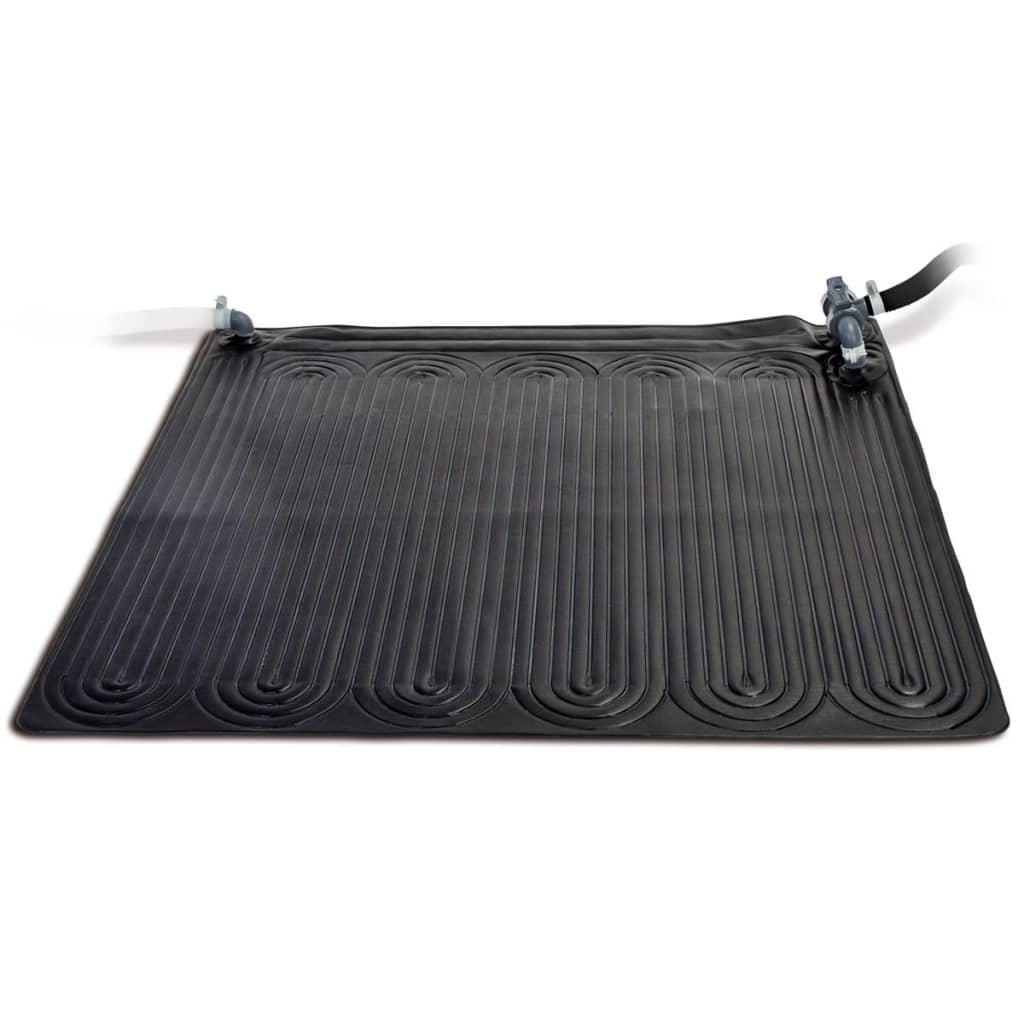 Intex Covor cu încălzire solară, negru, 1,2x1,2 m, PVC, 28685 poza 2021 Intex