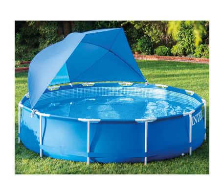 Intex copertura da piscina - Copertura invernale piscina intex ...