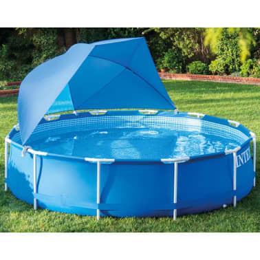 Acheter intex 28050 auvent pour piscine pas cher for Piscine intex solde