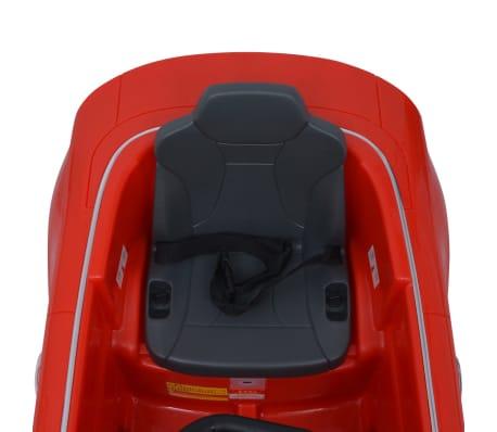 vidaXL Elektrinis vaikiškas automobilis, nuot. valdymas, Audi A3, raudonas[9/10]