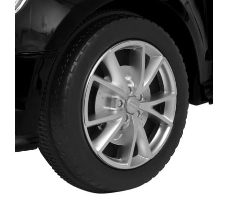 vidaXL Elektrinis vaikiškas automobilis, nuot. vald. Audi A3, raudonas[8/10]