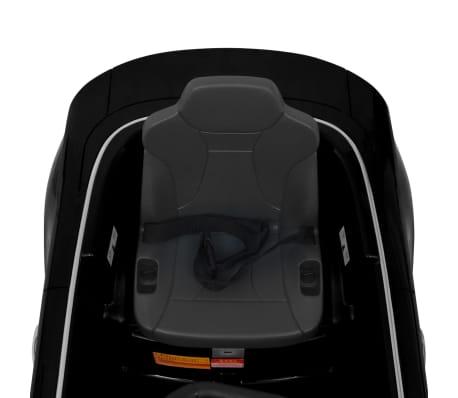 vidaxl voiture lectrique pour enfants t l command e audi a3 noir. Black Bedroom Furniture Sets. Home Design Ideas