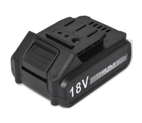 acheter vidaxl batterie au lithium ion pour perceuse sans fil 18 v 800 mah pas cher. Black Bedroom Furniture Sets. Home Design Ideas