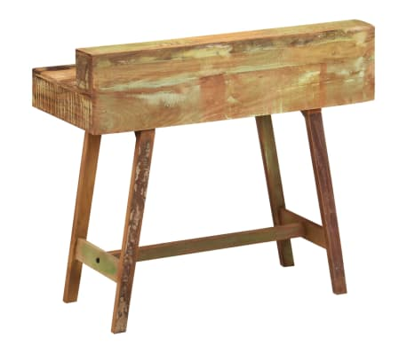 vidaXL Desk Solid Reclaimed Wood[4/8]