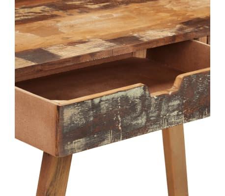 vidaXL Desk Solid Reclaimed Wood[6/8]