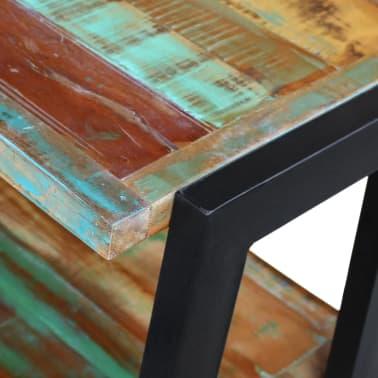 vidaXL Sideboard 3 Shelves Solid Reclaimed Wood[7/8]