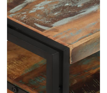 vidaXL TV Cabinet Solid Reclaimed Wood[5/8]
