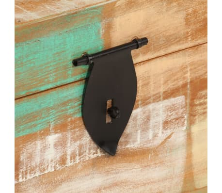 vidaXL Storage Chest Solid Reclaimed Wood[8/9]