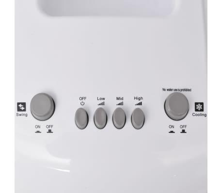 vidaXL Klimatyzator ewaporacyjny 80 W, 5 L, 270 m³/h, 25x26x56 cm[5/9]