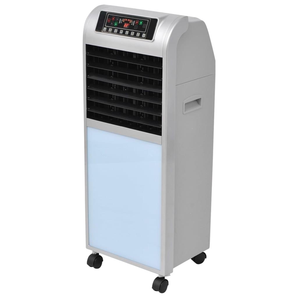 vidaXL Ochlazovač vzduchu 120 W 8 L 385 m³/h 37,5 x 35 x 94,5 cm