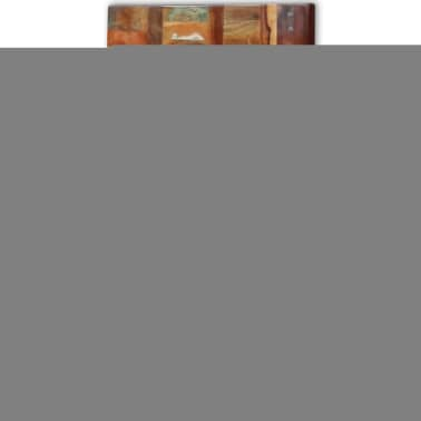 "vidaXL Mirror Solid Reclaimed Wood 31.5""x19.7""[2/7]"