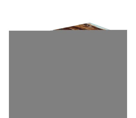 "vidaXL Coffee Table Solid Reclaimed Wood 39.4""x23.6""x15.7""[4/8]"